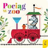 Czytanki - układanki Pociąg w zoo -  | mała okładka