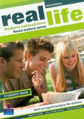 Real Life Elementary Student's Book - Hobbs Martyn, Umińska Marta | mała okładka