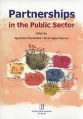 Partnerships in the public sector -  | mała okładka