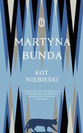 Kot niebieski - Martyna Bunda | mała okładka
