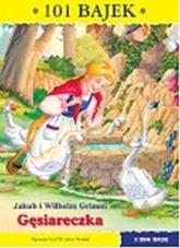 Gęsiareczka 101 bajek - Jakub i Wilhelm Grimm | mała okładka