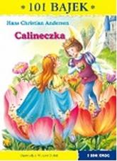 Calineczka 101 bajek - Hans Christian Andersen | mała okładka