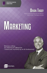 Marketing - Brian Tracy | mała okładka