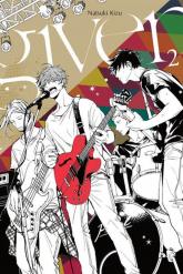 Given #02 - Natsuki Kizu | mała okładka
