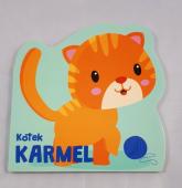 Moi mili przyjaciele Kotek Karmel -  | mała okładka