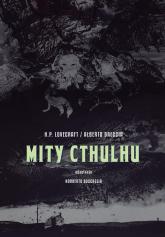 Mity Cthulhu - Alberto Breccia | mała okładka