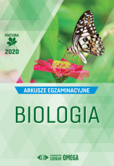 Biologia Matura 2020 Arkusze egzaminacyjne -  | mała okładka