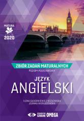 Język angielski Matura 2020 Zbiór zadań maturalnych Poziom podstawowy - Gąsiorkiewicz-Kozłowska I., Wieruszewska. J. | mała okładka