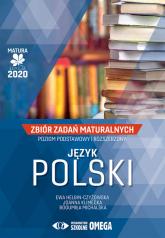 Język polski Matura 2020 Zbiór zadań maturalnych - Helbin-Czyżowska E., Klimecka J., Michalska B. | mała okładka