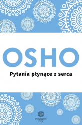 Pytania płynące z serca - Osho | mała okładka