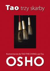 Tao trzy skarby Komentarze do Tao Te Ching Lao Tzu - Osho | mała okładka