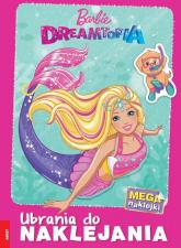 Barbie Dreamtopia Ubrania do naklejania SDL-1401 -  | mała okładka