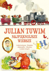 Julian Tuwim Najpiękniejsze wiersze - Julian Tuwim | mała okładka