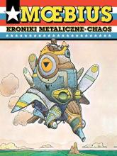 Moebius Kroniki metaliczne Chaos - Moebius | mała okładka