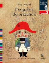 Czytam sobie Dziadek do orzechów Poziom 3 - Ewa Nowak | mała okładka