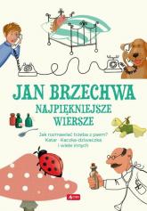 Najpiękniejsze wiersze - Jan Brzechwa | mała okładka