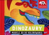 Dinozaury Modele 3D do kolorowania -  | mała okładka