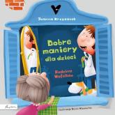 Dobre maniery dla dzieci Rodzina Wafelków - Joanna Krzyżanek | mała okładka