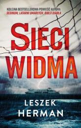 Sieci widma - Leszek Herman | mała okładka
