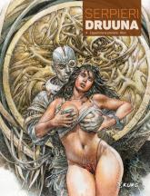 Druuna Tom 4 Zapomniana planeta Klon - Serpieri Paolo Eleuteri | mała okładka