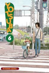 Yotsuba! #06 - Kiyohiko Azuma | mała okładka
