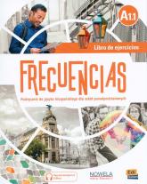Frecuencias A1.1 Ćwiczenia Szkoła ponadpodstawowa -  | mała okładka