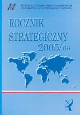 Rocznik strategiczny 2005/2006 -  | mała okładka