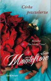 Córka pszczelarza - Santa Montefiore | mała okładka