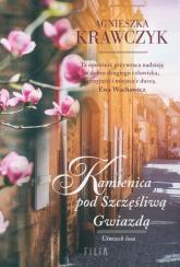 Kamienica pod szczęśliwą gwiazdą Wielkie Litery - Agnieszka Krawczyk | mała okładka