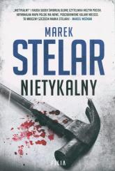 Nietykalny Wielkie Litery - Marek Stelar | mała okładka