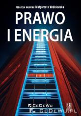 Prawo i energia -  | mała okładka