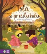 Tola w przedszkolu - Anna Włodarkiewicz | mała okładka