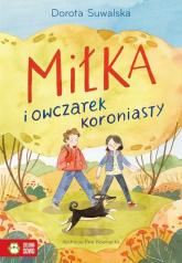 Miłka i owczarek koroniasty - Dorota Suwalska | mała okładka