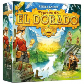 Wyprawa do El Dorado - Reiner Knizia | mała okładka