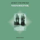 Niepamiętnik - Jerzy Ficowski | mała okładka