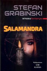 Salamandra - Stefan Grabiński | mała okładka