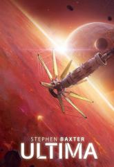 Ultima - Stephen Baxter | mała okładka