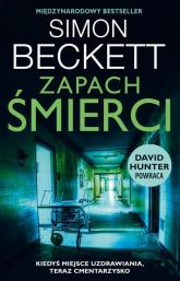 Zapach śmierci - Simon Beckett | mała okładka