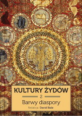 Kultury Żydów Tom 2 Barwy diaspory -  | mała okładka
