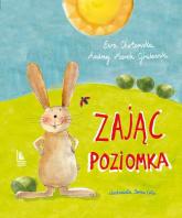 Zając Poziomka - Chotomska Ewa, Grabowski Andrzej   mała okładka