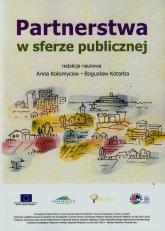 Partnerstwa w sferze publicznej -  | mała okładka