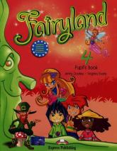 Fairyland 4 Podręcznik + CD Szkoła podstawowa - Dooley Jenny, Evans Virginia | mała okładka