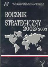 Rocznik strategiczny 2002/2003 -  | mała okładka