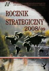 Rocznik strategiczny 2008/2009 -    mała okładka