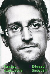 Pamięć nieulotna - Edward Snowden | mała okładka