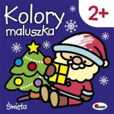 Kolory maluszka Święta - Piotr Kozera   mała okładka