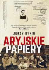Aryjskie papiery - Jerzy Dynin | mała okładka
