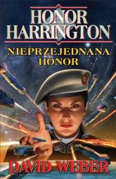 Honor Harrington. Nieprzejednana Honor - David Weber | mała okładka