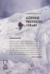 Górskie przygody i draki - Andrzej Machnik | mała okładka