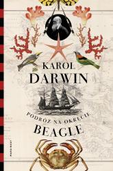 Podróż na okręcie Beagle - Karol Darwin | mała okładka